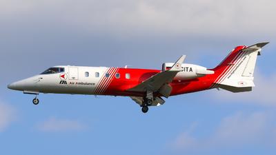 D-CITA - Bombardier Learjet 60 - FAI Flight-Ambulance