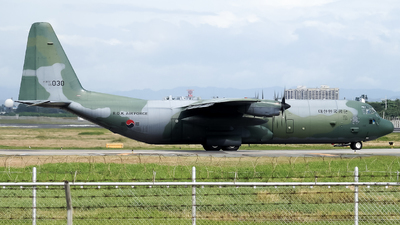 55-030 - Lockheed C-130H-30 Hercules - South Korea - Air Force