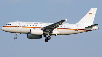 15-02 - Airbus A319-115X(CJ) - Germany - Air Force