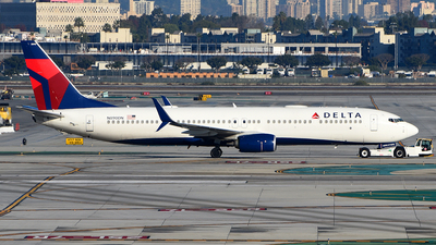 A picture of N890DN - Boeing 737932(ER) - Delta Air Lines - © Rocky Wang