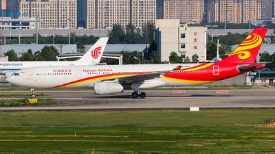 B-5971 - Airbus A330-343 - Hainan Airlines