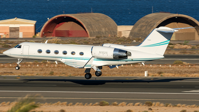N1625 - Gulfstream G-IV(SP) - Private