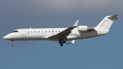 ZS-CRJ - Bombardier CRJ-100ER - CemAir