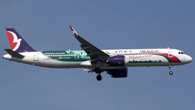 B-MBQ - Airbus A321-271NX - Air Macau