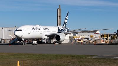 A picture of ZKOKA - Boeing 777219(ER) - [29404] - © Josh Methven