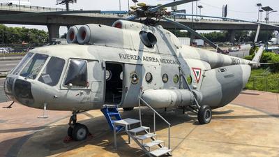 1802 - Mil Mi-8T Hip - Mexico - Air Force