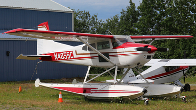 N4855C - Cessna A185F Skywagon - Private