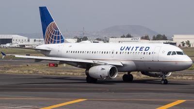 N891UA - Airbus A319-132 - United Airlines