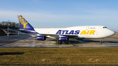 N472MC - Boeing 747-45E(BDSF) - Atlas Air