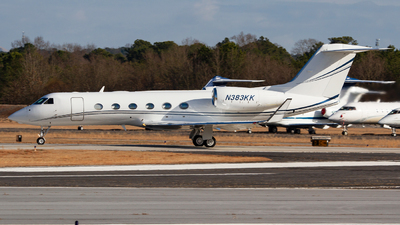 N383KK - Gulfstream G450 - Private