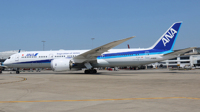 JA922A - Boeing 787-9 Dreamliner - All Nippon Airways (ANA)