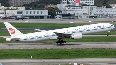 B-2089 - Boeing 777-39LER - Air China