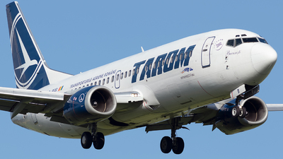 YR-BGB - Boeing 737-38J - Tarom - Romanian Air Transport