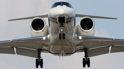 N15TZ - Cessna 750 Citation X - Private