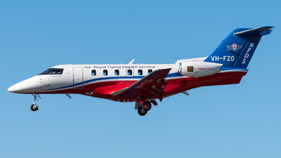 A picture of VHFZQ - Pilatus PC24 - [169] - © Andrew Lesty