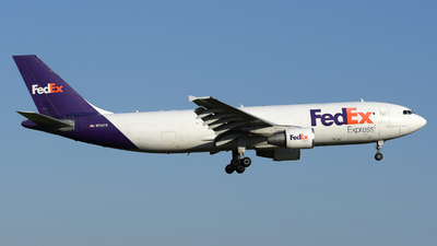 A picture of N722FD - Airbus A300B4622R(F) - FedEx - © DJ Reed - OPShots Photo Team