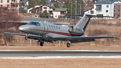 D-CBTA - Cessna 525 Citation CJ4 - Private