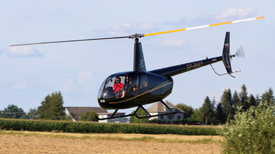 SP-WAY - Robinson R44 Raven - Private