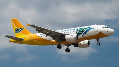 RP-C3195 - Airbus A319-111 - Cebu Pacific Air