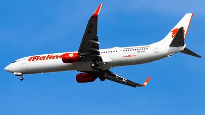 A picture of 9MLNH - Boeing 7379GP(ER) - Malindo Air - © Brandon Giacomin