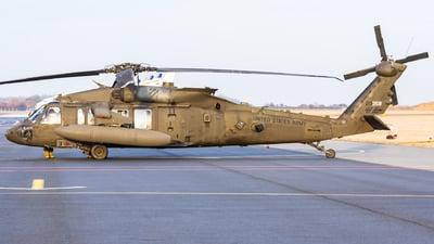 11-20358 - Sikorsky UH-60M Blackhawk - United States - US Army