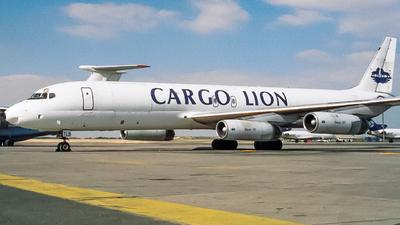 LX-TLB - Douglas DC-8-62(F) - Cargo Lion
