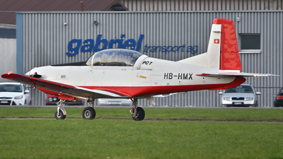 A picture of HBHMX -  -  - © Mirko Bleuer