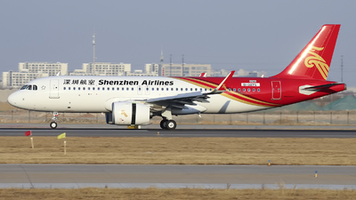 B-007S - Airbus A320-271N - Shenzhen Airlines