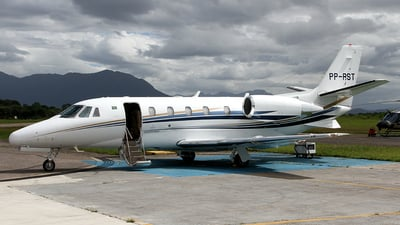 PP-RST - Cessna 560XL Citation XLS - Icon Aviation
