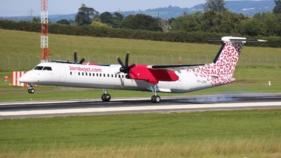 5Y-JXH - Bombardier Dash 8-Q402 - JamboJet
