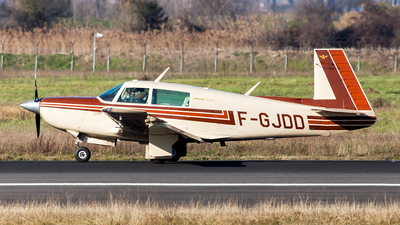 A picture of FGJDD - Mooney M20K - [250776] - © Fabrizio Gandolfo