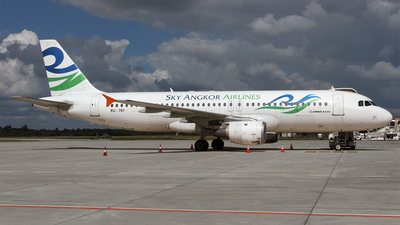 XU-701 - Airbus A320-212 - Sky Angkor Airlines