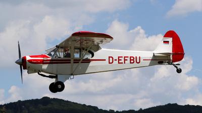 D-EFBU - Piper PA-18-150 Super Cub - Private