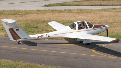 D-KPTL - Grob G109B - Private