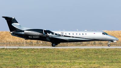 RA-02857 - Embraer ERJ-135BJ Legacy - RusJet