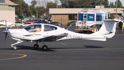 VH-YHH - Diamond DA-40 Diamond Star - Learn To Fly Australia