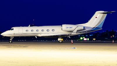 CN-GMT - Gulfstream G450 - Nomad Aviation
