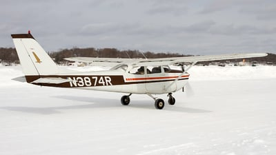 N3874R - Cessna 172H Skyhawk - Private