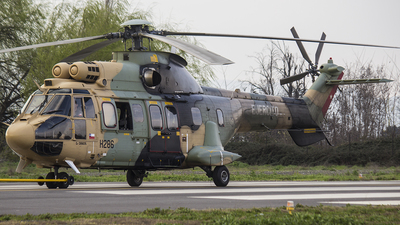 H-286 - Eurocopter AS 532AL Super Puma - Chile - Army