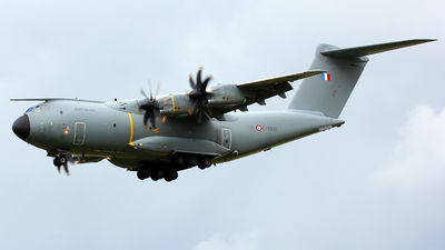 0033 - Airbus A400M - France - Air Force