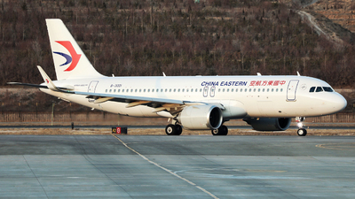B-30D1 - Airbus A320-251N - China Eastern Airlines