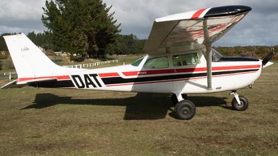 ZK-DAT - Cessna 172L Skyhawk - Private