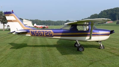 N5672G - Cessna 150K - Private