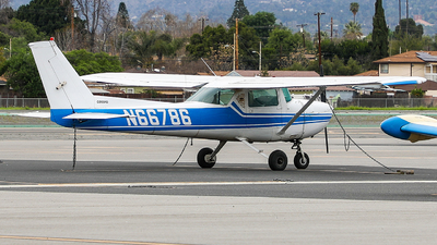 N66786 - Cessna 150M - Private
