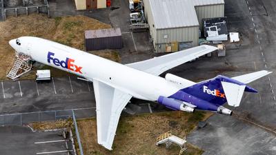 N493FE - Boeing 727-227(Adv)(F) - Federal Express