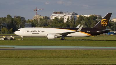 N319UP - Boeing 767-34AF(ER) - United Parcel Service (UPS)