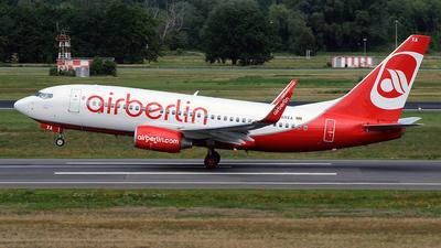 D-AHXA - Boeing 737-7K5 - Air Berlin