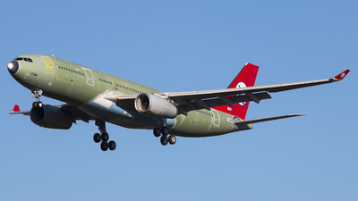 F-WWKV - Airbus A330-343 - Sichuan Airlines