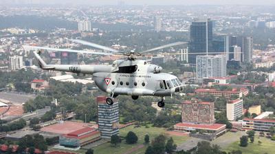 1707 - Mil Mi-17 Hip - Mexico - Air Force