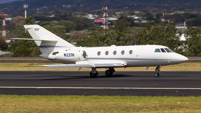 A picture of N221H - Dassault Falcon 20 - [461] - © Jose David Villarreal Cordero